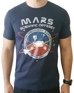 Remera Mars - Alpha Industries Argentina