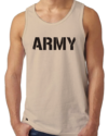 Musculosa Army Eagle