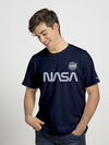 Remera NASA Reflective