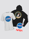 PROMO! COMBO NASA BUZO + REMERA + STICKERS DE REGALO
