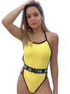 Swimsuit Rafa Yellow