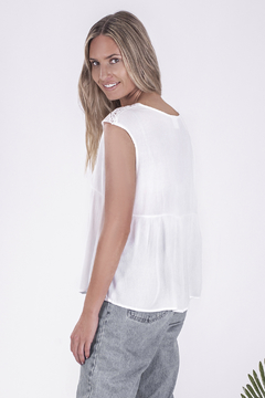 Blusa French - Indumentaria Femenina por Mayor | Citrino