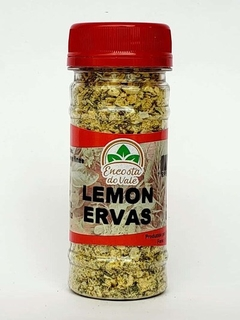 TEMPERO LEMON ERVAS ENCOSTA DO VALE 60g