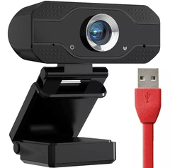 WEBCAM HDC HW80S 1080P FULLHD USB