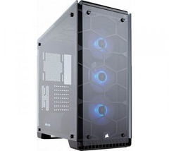 GABINETE CORSAIR CRYSTAL 570X RGB BLACK FULL TOWER