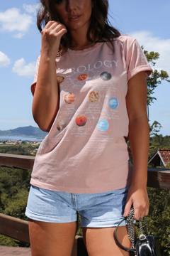 T-SHIRT ASTROLOGY ROSA LOLA en internet
