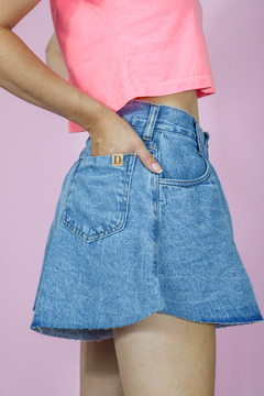 SHORTS GODE JEANS CLARO - buy online
