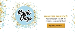 Banner da categoria Magic Days