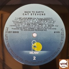 Cat Stevens - Back To Earth (c/ encarte) na internet