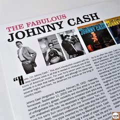 Johnny Cash - The Fabulous Johnny Cash (Novo / Lacrado) na internet