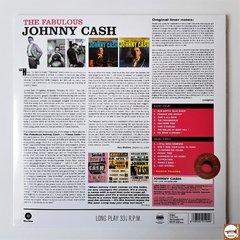 Johnny Cash - The Fabulous Johnny Cash (Novo / Lacrado) - comprar online