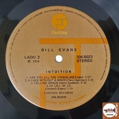 Bill Evans - Intuition (1974) - Jazz & Companhia Discos