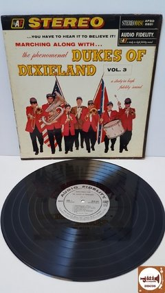 Dukes Of Dixieland - Marching Along With...The Phenomenal Dukes Of Dixielan Volume 3 (1958)
