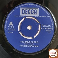 Father Abraham - The Smurf Song (Import. UK/45 rpm)