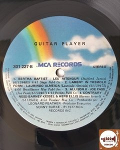 Imagem do Guitar Player - VA (B.B. King, Joe Pass, Laurindo Almeida...)