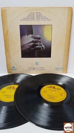 "Jimi Hendrix - Sound Track Recordings From The Film ""Jimi Hendrix"" (Import. UK / Capa Ed. Nacional / Duplo) - loja online"