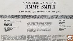 Jimmy Smith - A New Sound...A New Star (Blue Note) na internet