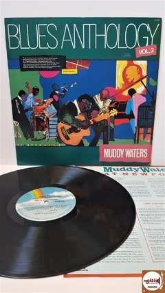 Muddy Waters - At Newport 1960 (c/ encarte / Blues Anthology)
