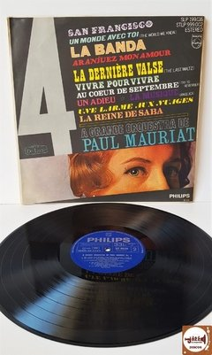 Paul Mauriat And His Orchestra - A Grande Orquestra De Paul Mauriat N.4