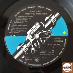 Pink Floyd - Wish You Were Here (Import. Alemanha 2º press / com encarte) - Jazz & Companhia Discos