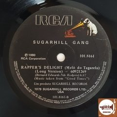 Sugarhill Gang - Rapper's Delight (Melô Do Tagarela)