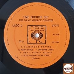 The Dave Brubeck Quartet - Time Further Out (MONO) - loja online