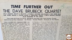 The Dave Brubeck Quartet - Time Further Out (MONO) na internet