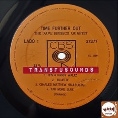 The Dave Brubeck Quartet - Time Further Out (MONO) - Jazz & Companhia Discos