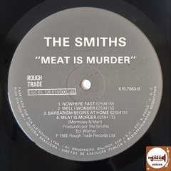 The Smiths - Meat Is Murder (com encarte) na internet