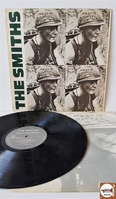 The Smiths - Meat Is Murder (com encarte)