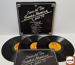 Jazz At The Santa Monica Civic '72 (3 Lp's c/ encarte)