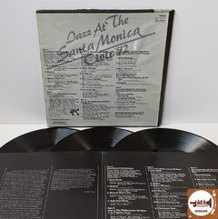 Jazz At The Santa Monica Civic '72 (3 Lp's c/ encarte) - comprar online