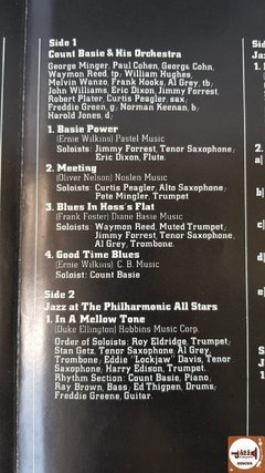 Imagem do Jazz At The Santa Monica Civic '72 (3 Lp's c/ encarte)