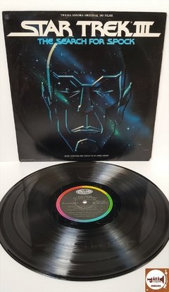 Trilha Sonora - Star Trek III: The Search For Spock