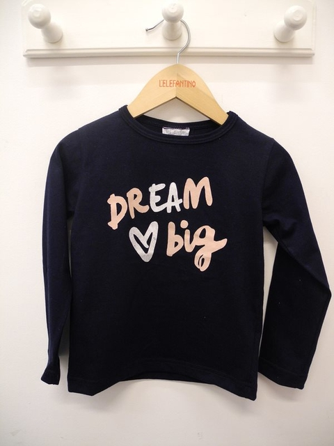 REMERA JERSEY LISA DREAM BIG - comprar online