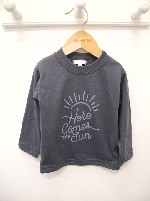 REMERA LISA BEBE HERE COMES THE SUN