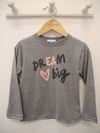 REMERA JERSEY LISA DREAM BIG