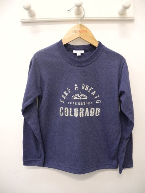 REMERA JERSEY LISA COLORADO