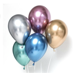 GLOBOS MIX CHROME X5