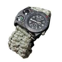 Relogio Paracord Watch ACU Digital