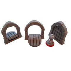 Arcadia Quest - kit de 22 portas na internet