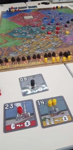 Imagem do POWER GRID - Kit de Componentes