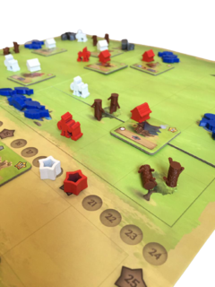 Little Town - Kit de tokens na internet
