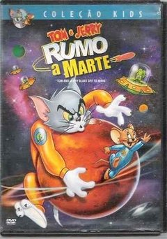 Dvd Tom E Jerry Rumo A Marte - (04)