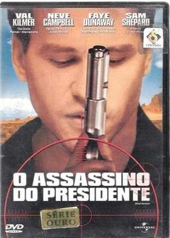 Dvd O Assassino Do Presidente - (40)
