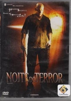 Dvd Noite Do Terror -  (40)