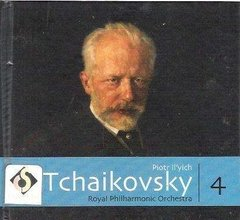 Cd Tchaikovsky Nº 4 Royal Philharmonic Orchestra (32)