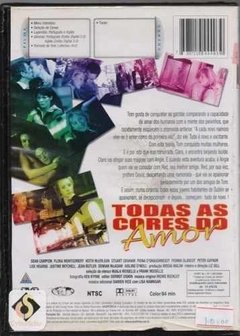Dvd Todas As Cores Do Amor (48) - comprar online
