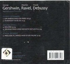 Cd George Gershwin N° 24 Royal Philharmonic Orchestra (32) - comprar online