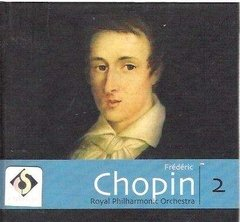 Cd Fréréric Chopin Nº 2 Royal Philharmonic Orchestra (32)